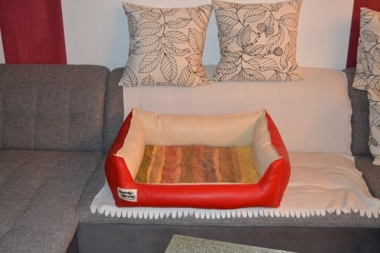 Sofa-Kuschel-Körbchen
