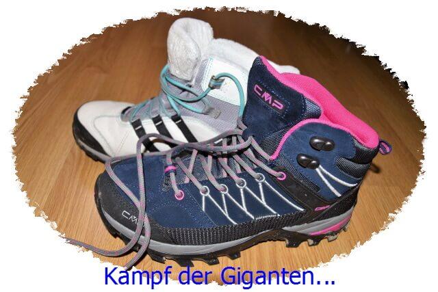 Adidas vs CMP
