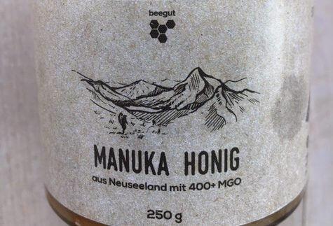 Manuka Honig für Hunde